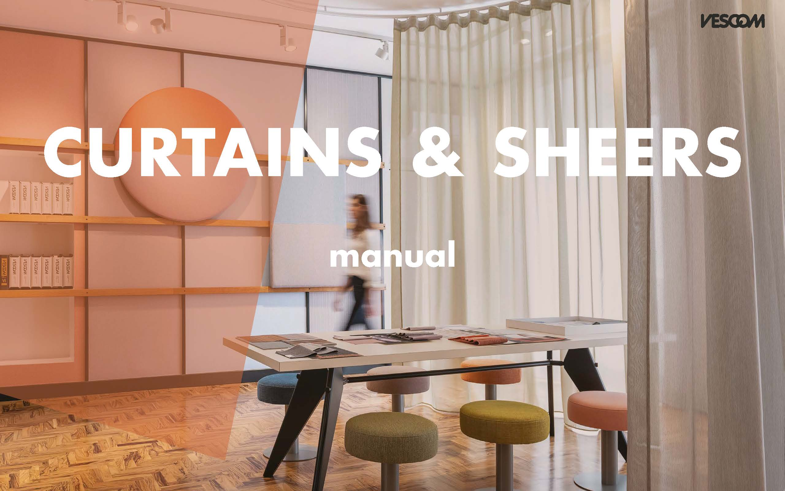 Voorzijde Manual Curtains & Sheers - EN