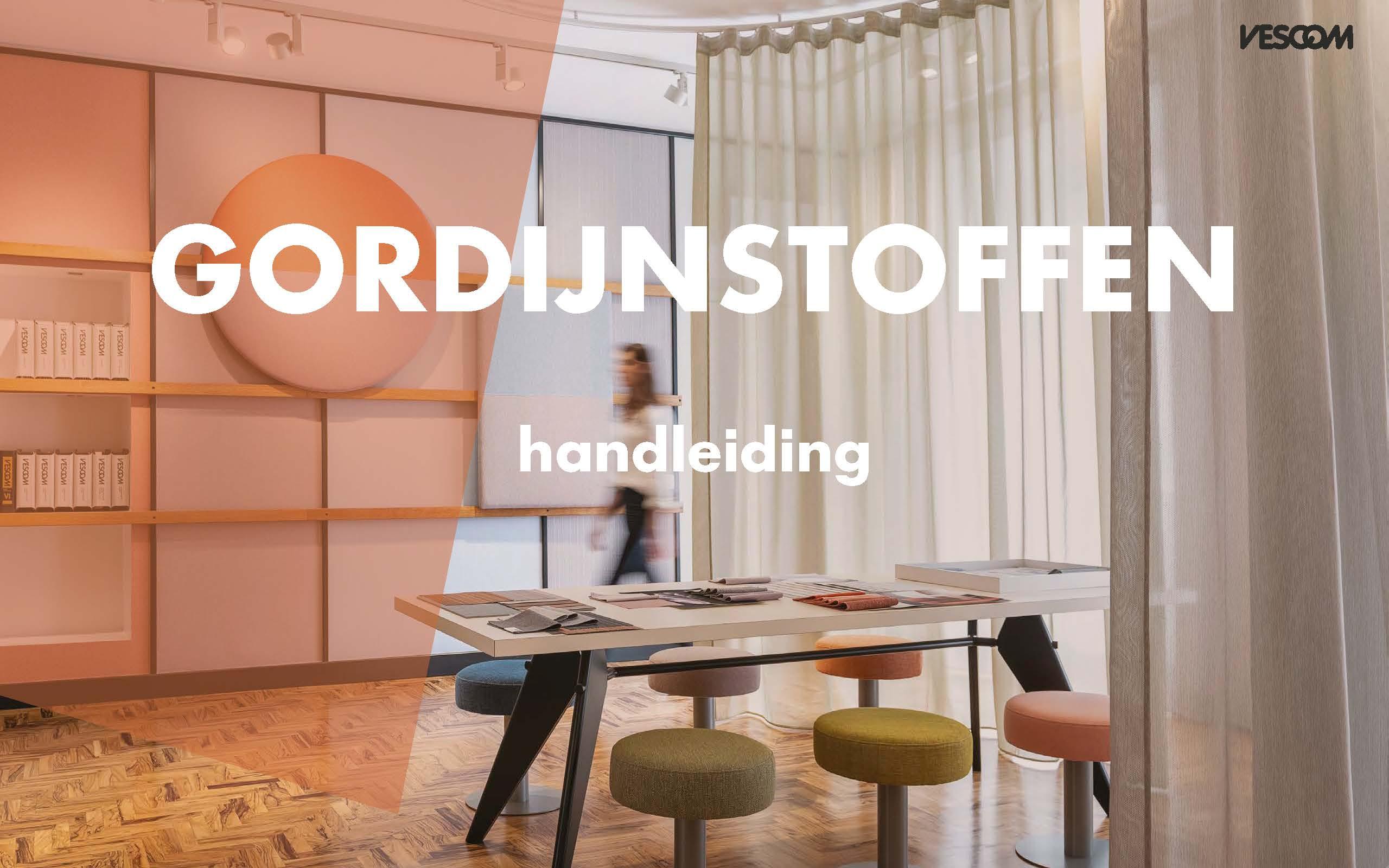 Voorzijde Manual Curtains & Sheers - NL