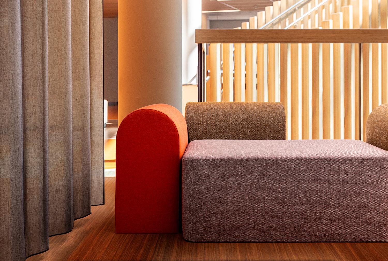 Vescom - upholstery - Dikson 01