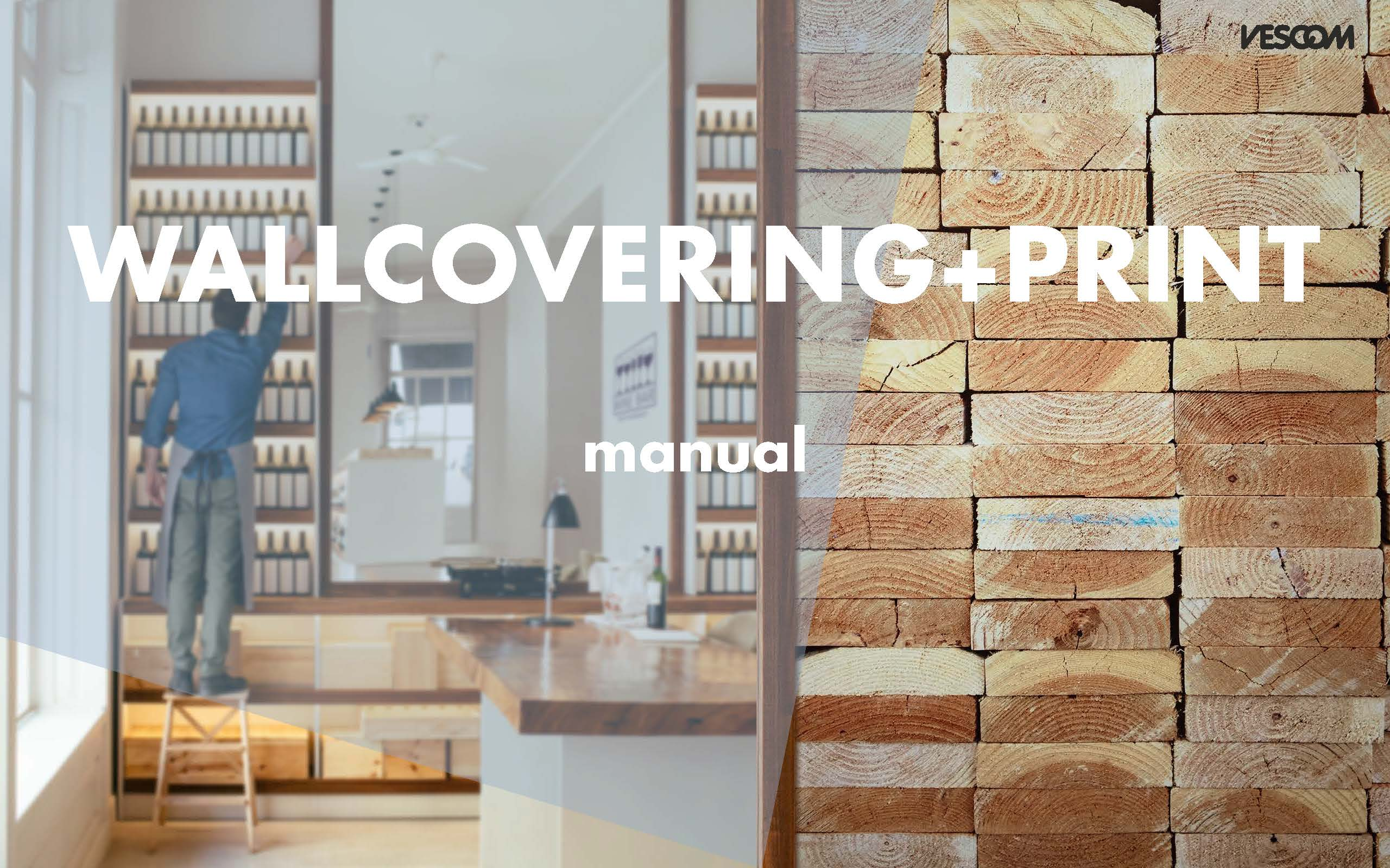 Voorzijde Wallcovering+Print manual - EN